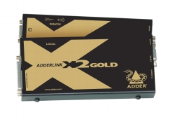 AdderLink X2-Gold - KVM Extender-Set