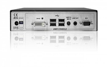 AdderLink Infinity DVI-D, USB, Audio,