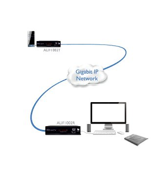 AdderLink Infinity 1002 DVI IP