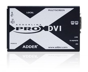 AdderLink X DVI PRO - Dual DVI/USB/Audio