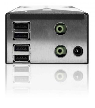 AdderLink X CATx - Dual DVI, USB & Audio