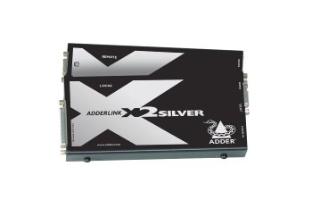 AdderLink X2-Silver - KVM Extender-Set