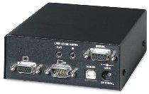 LE VUE/50A -Single Video KVM-Audio-USB