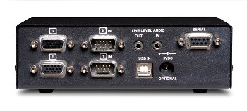 LE VUE/52A -Dual Video KVM-Audio-USB