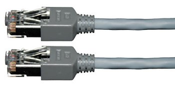 S/UTP Patchkabel Cat5e, GR
