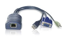 AdderLink X100A - USB KVM Extender Set