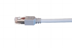 S/UTP Patchkabel Cat5e halogenfrei, GR
