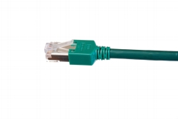 S/UTP Patchkabel Cat5e halogenfrei, GN