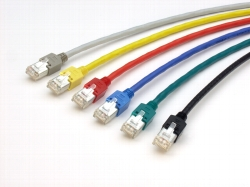 S/UTP Patchkabel Cat5e, GN